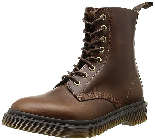 Zapatos marrones Dr. Martens Pascal para mujer s2ZsNKH