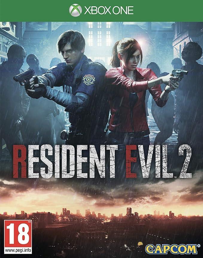 Resident Evil 2 - Edición Estándar: Amazon.es: Videojuegos