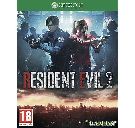 Resident Evil 2 - Xbox One [Importación inglesa]: Amazon.es ...