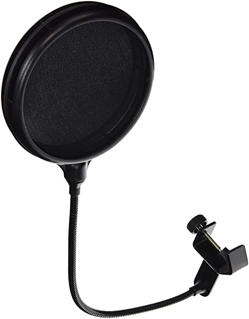On-Stage ASFSS6-GB Dual Screen Microphone Pop Filter