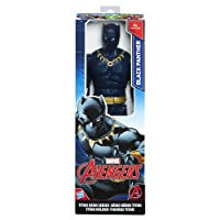 Hasbro Marvel Avengers-C0759ES0 Black Panther Titan Hero (Personaggio 30cm, Action Figure), C0759ES0