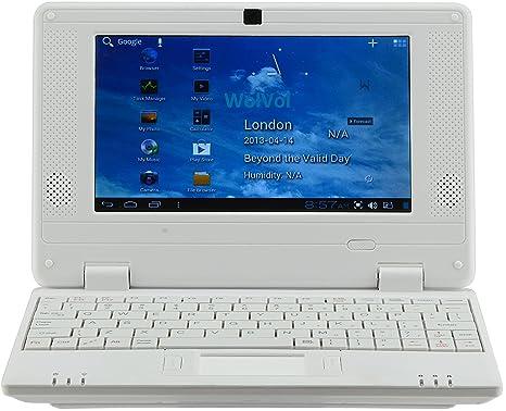 Amazon.com: WolVol Nueva (Android 4.0 – 1 GB de RAM) Color ...