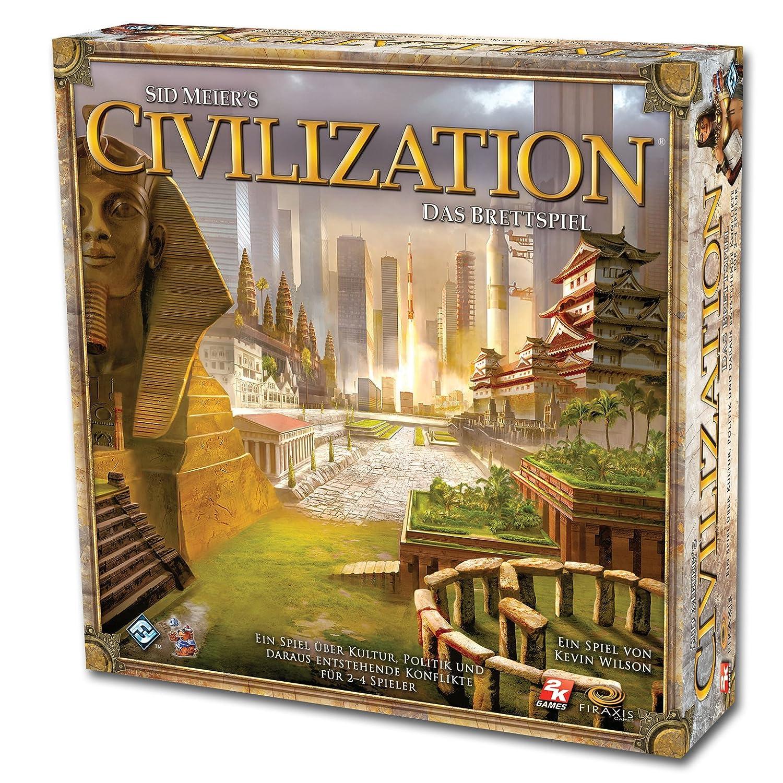 Heidelberger Spieleverlag 335 - Civilization, juego de mesa [Importado de Alemania]