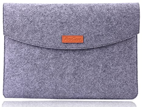 ProCase Bolsa Fieltro 9.7-10.1 Pulgada, Funda Portátil para iPad Air 10.5 3.