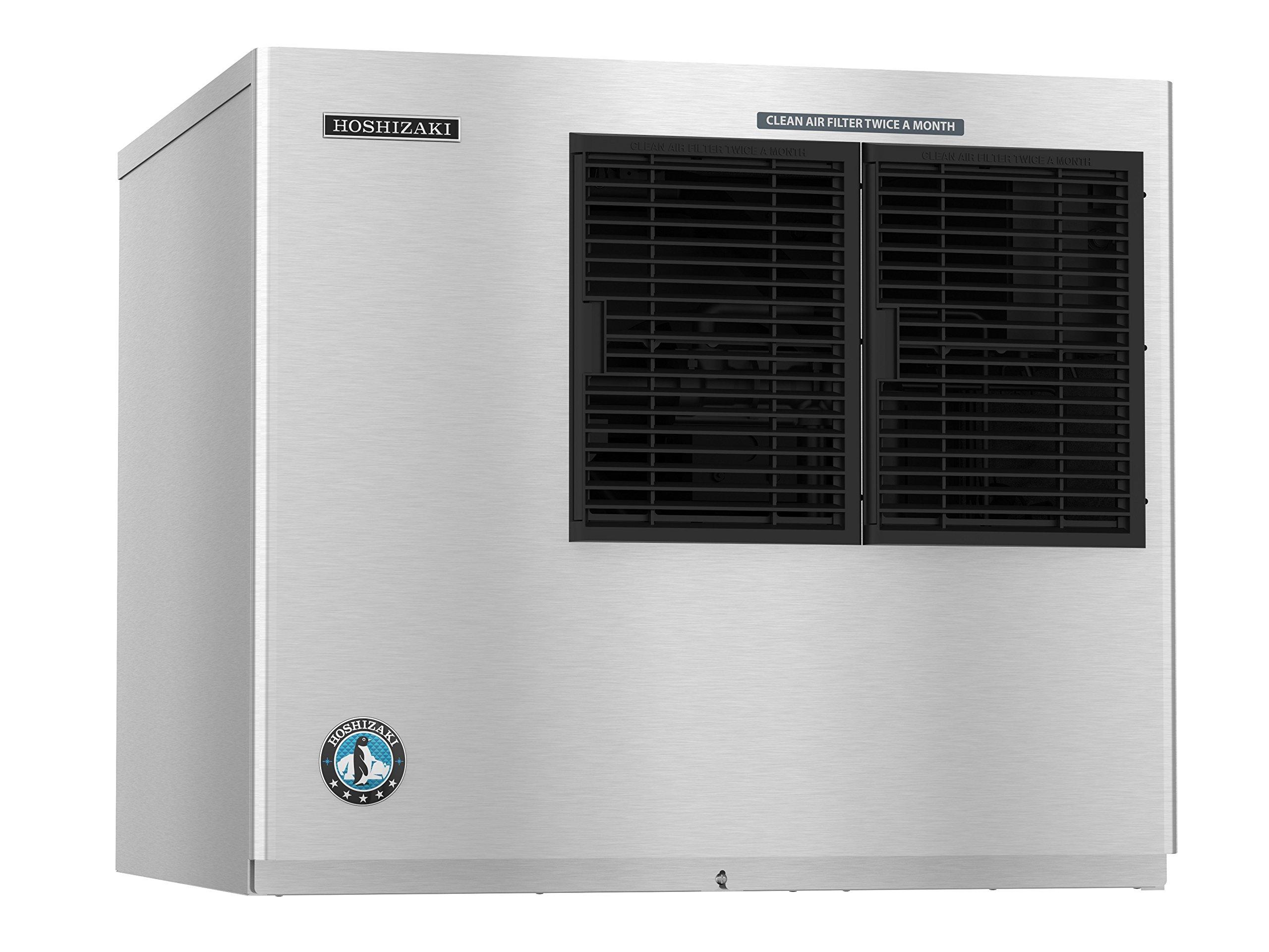 Hoshizaki KML-500MAJ, 442 Lbs Ice/24Hr, Crescent Cube Ice Machine by Hoshizaki