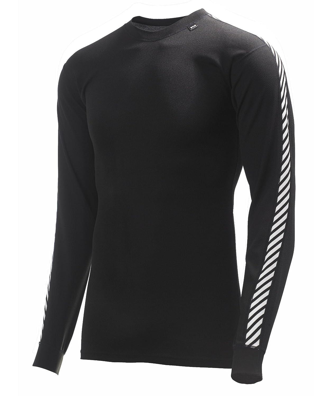 Helly Hansen Men's Lifa Stripe Crew Lightweight Breathable Moisture Wicking Thermal Baselayer 5175_26419