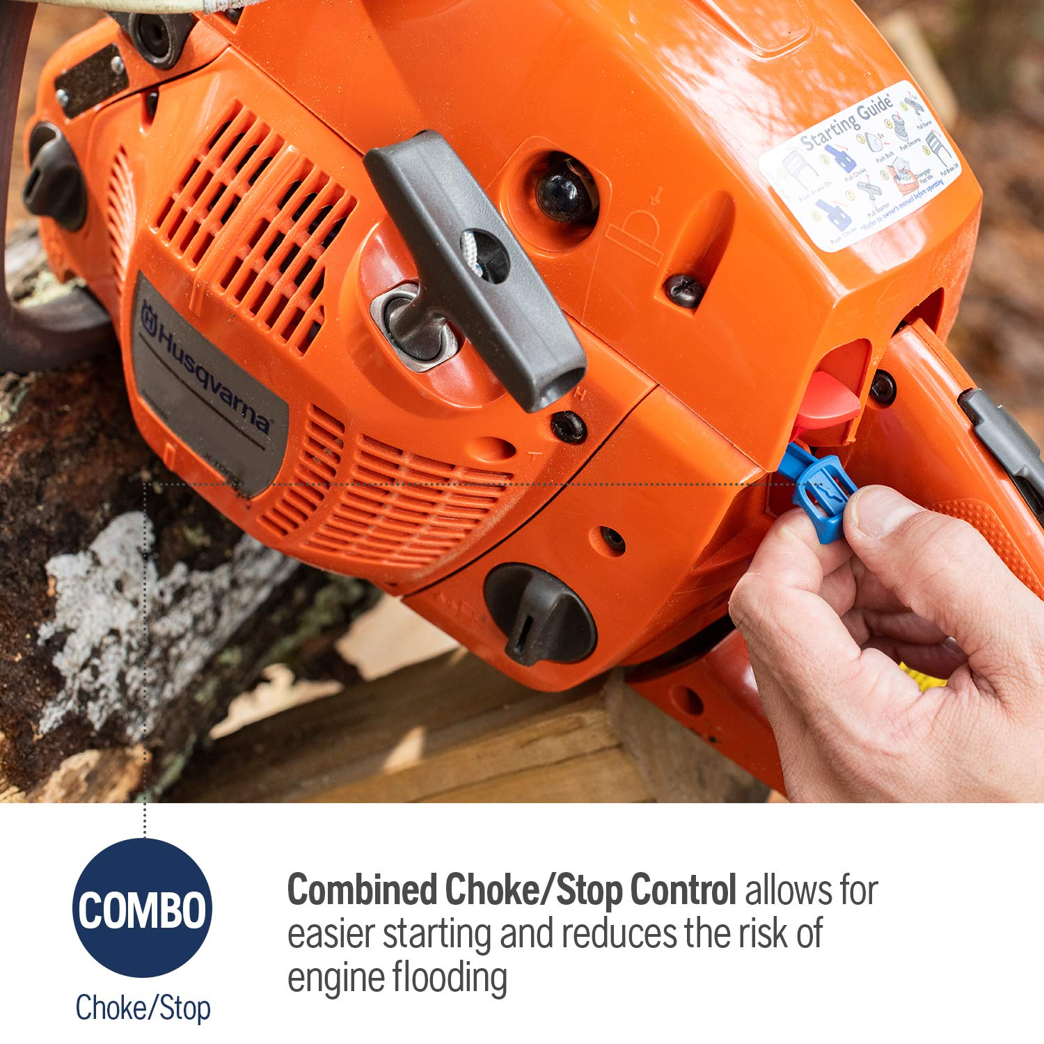 Husqvarna 460 Rancher Chainsaws product image 5