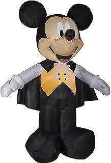 Amazon.com: Disney Vampire Mickey airblown Lighted hinchable ...