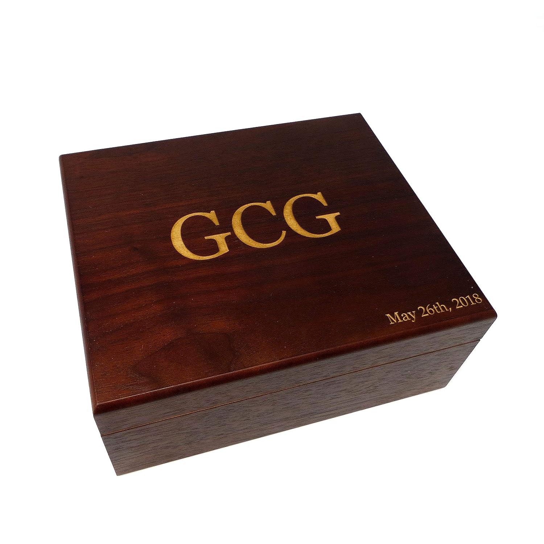 Personalized Cedar Keepsake Jewelry Box Handmade Products Kolenik Jewelry Boxes