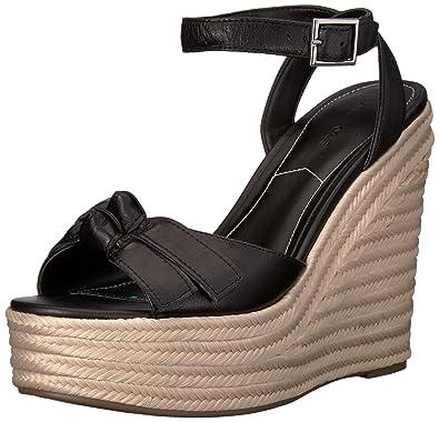 935b3ff3479b Amazon.com  KENDALL + KYLIE Women s Gwenn Espadrille Wedge Sandal  Shoes