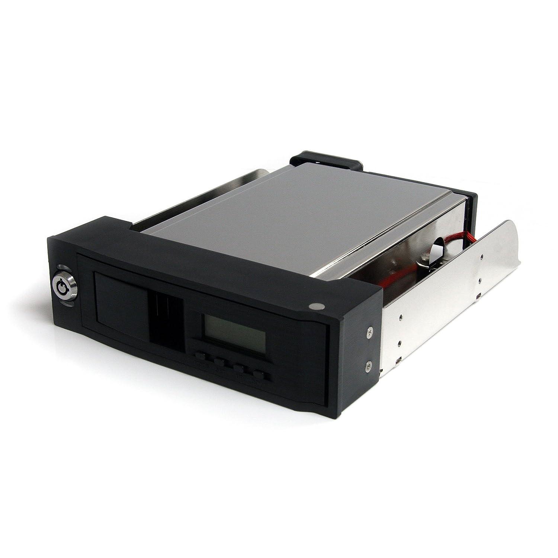 StarTech HSB110SATBK - Carcasa para Disco Duro (3.5 ...