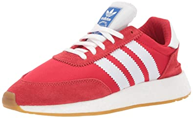 promo code 0686d 4c174 adidas Originals Men s I-5923 Running Shoe Scarlet White Gum 8 ...