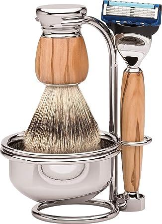 Erbe Gillette Fusion - Set de afeitado: Amazon.es: Salud y cuidado personal