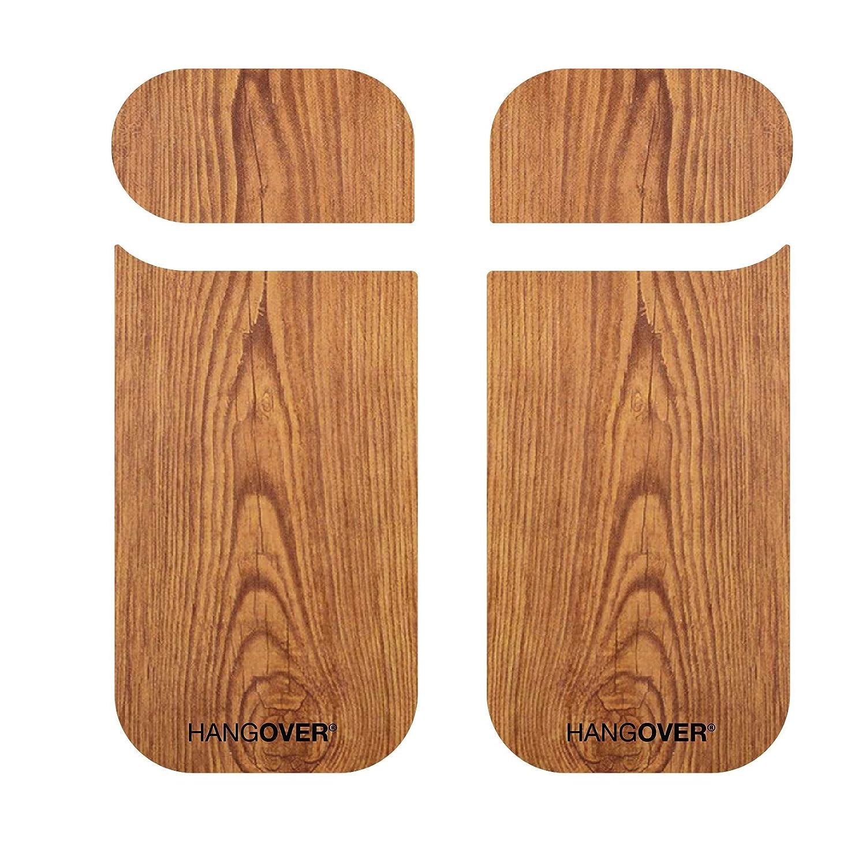 Design Wood Hangover Cover Skin Adesiva in Resina Speciale per Iqos 2.4 e 2.4