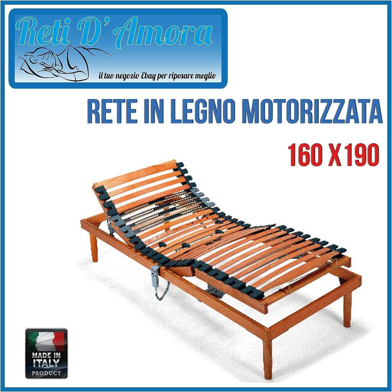 Amazon.de: Motorisierter Lattenrost Elektrische Motor Okin-160 x 190 ...