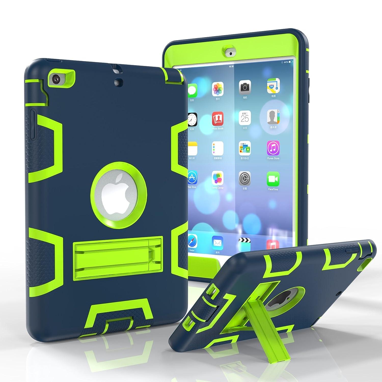 人気TOP Sevrok iPad Mini 5ケース Case - Sevrok 高耐久 耐衝撃 キックスタンド付き ネイビー Apple iPad Mini 第5世代 7.9インチ 2019年発売 Mini 5 Case ネイビー B07QWWTDSF, 玉家のキムチ工房:ecf42f8f --- a0267596.xsph.ru