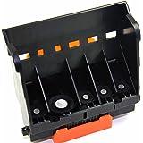 JahyShow Refurbished 5-Slot Printhead Printer Print Head QY6-0049 for Canon PIXUS 860i 865R I860 I865 MP700 MP790 iP4000 IP4100 IP4000R IP4100R PIXMA MP750 MP760 MP780 Printers
