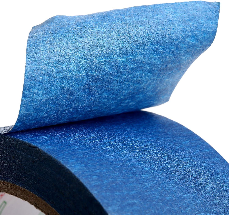 Cinta adhesiva de impresi/ón de cinta azul de 30 m x 48 mm para accesorios de impresora 3D 1 Pc