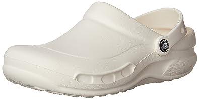 2954f2e8b Crocs Unisex Specialist Clog (10 D(M) US) White