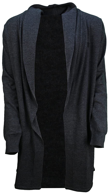 Mens Soulstar Shawl Neck Knitted Cardigan Designer Open Front Knitwear