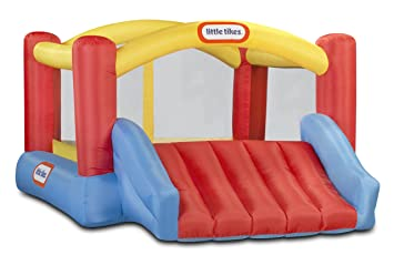Little Tikes Jump And Slide Dry Bouncer