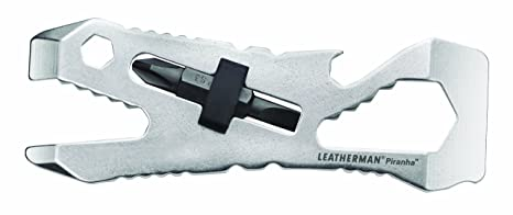 Amazon.com: Leatherman Piranha Multitool: Electronics