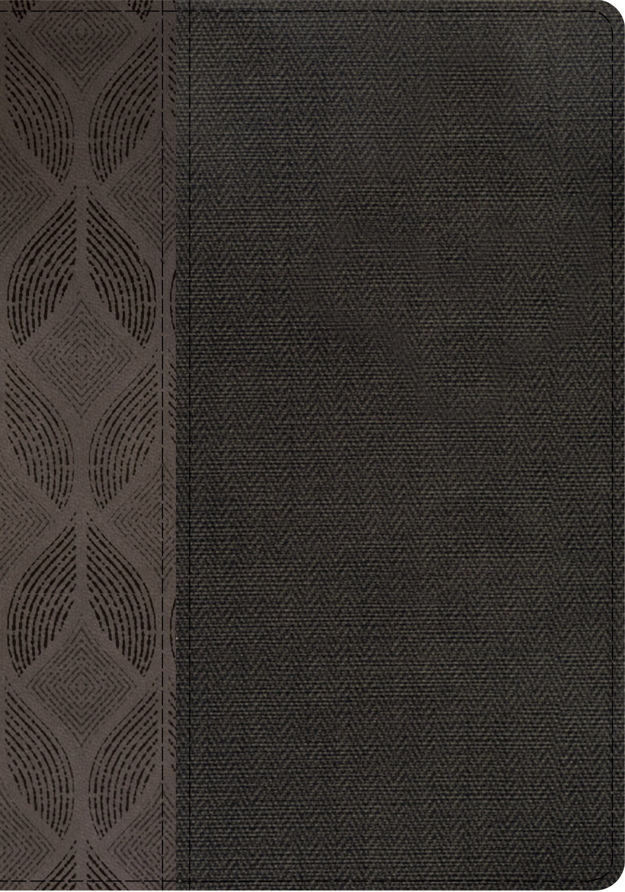 RVR 1960 Biblia Compacta Letra Grande, geométrico/twill gris símil piel con índice (Spanish Edition) pdf epub