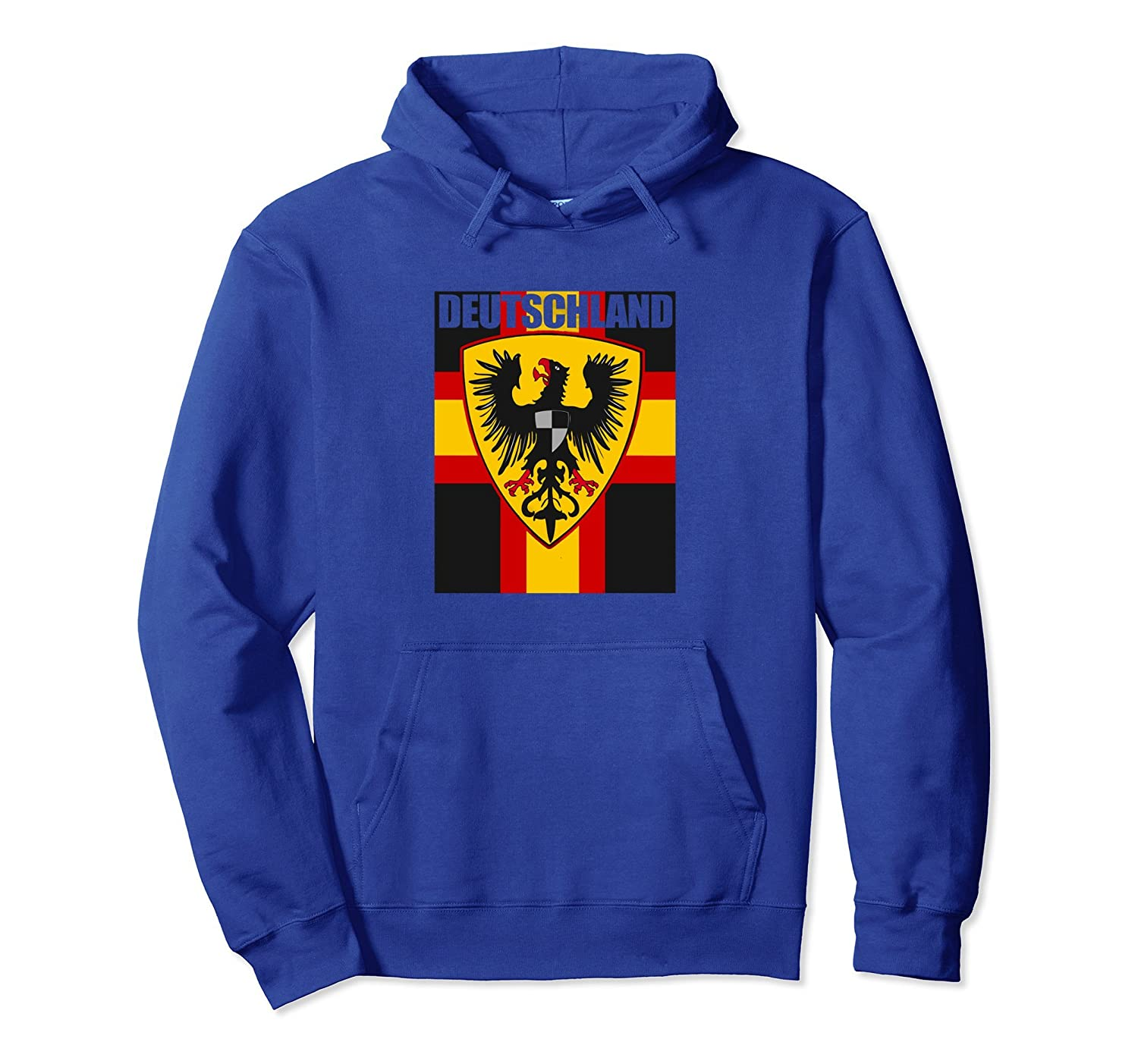 Deutschland Hoodie German Flag Germany Soccer Jersey Style ah my shirt one gift