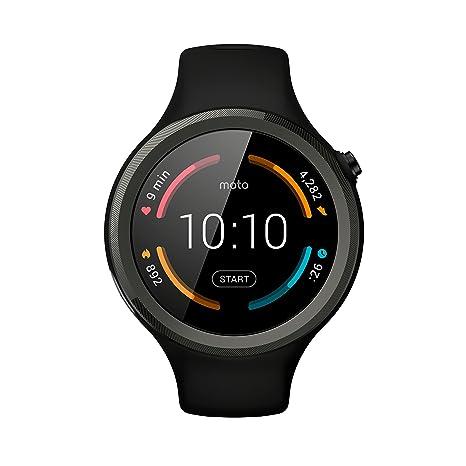 Motorola Moto 360 V2 Sport - Smartwatch Android (pantalla 1.37
