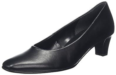 Gabor Shoes Damen Fashion Pumps, Schwarz (Schwarz), 37.5 EU