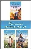 Harlequin Love Inspired July 2020 - Box Set 1 of 2: An Anthology