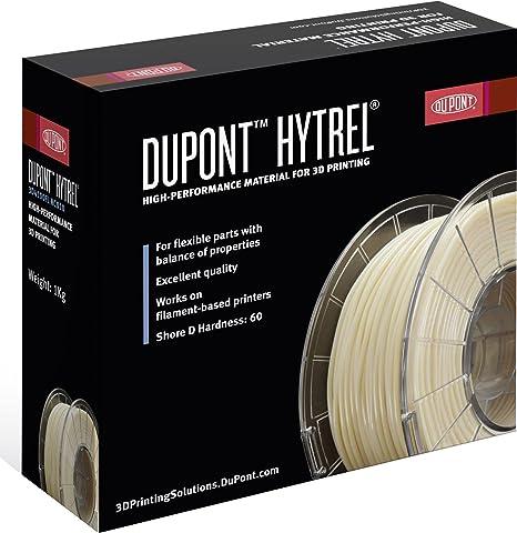 DuPont Filament Hytrel® 60D Shore TPE 2.85 mm Natur 1 kg: Amazon ...