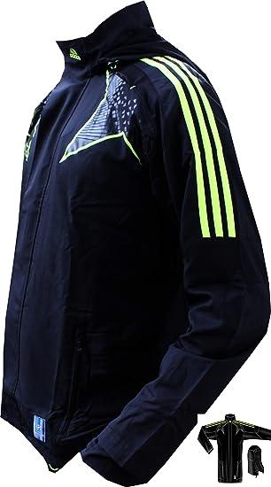 adidas &apos Climacool FootballLoisirs Veste avec Capuche