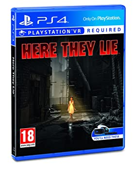 Here They Lie [PS4] [VR]