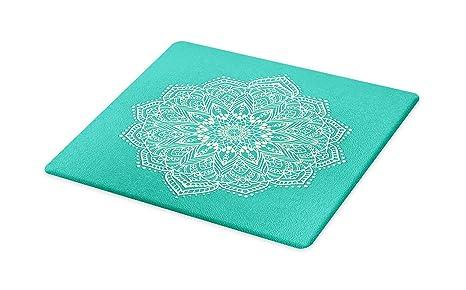Amazon.com: Lunarable Mandala Cutting Board, Eastern ...