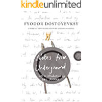 Notes From Underground (Canons Book 22)