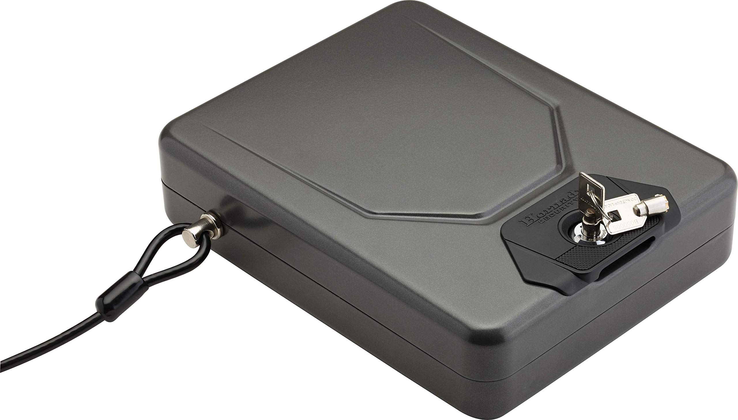Hornady, Alpha Elite Lock Box, Black, 10.25'' x 8'' x 2.75''