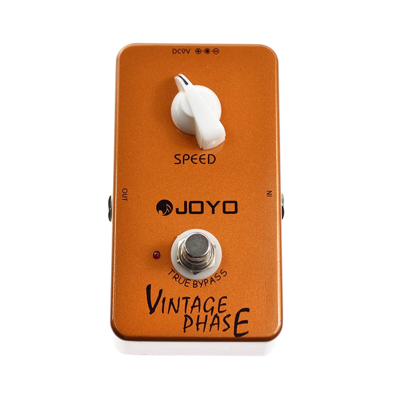 joyo jf 06 vintage phase guitar effect pedal
