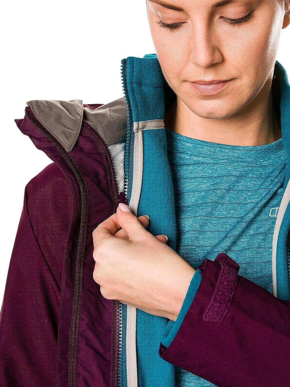 Berghaus Womens Prism Polartec Interactive Fleece Jacket