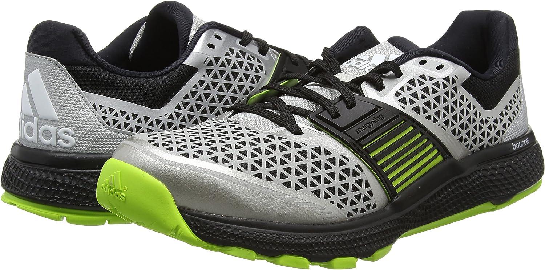 adidas Crazytrain Bounce, Chaussures de Running Homme, Black