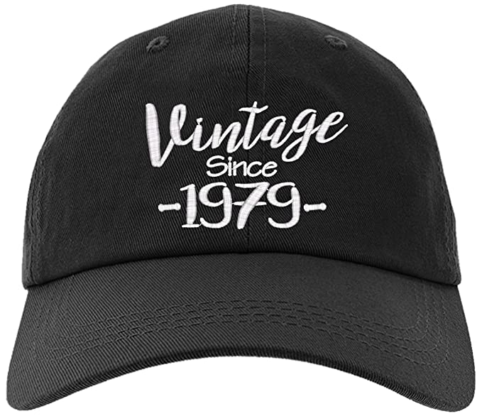 f4f0b310e7c Amazon.com  Cap 1979-40th Birthday Gift