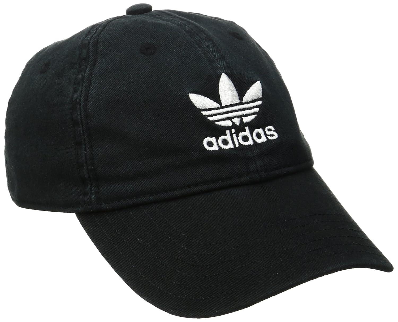 1d1b350ca13 Amazon.com  adidas Men s Originals Relaxed Strapback Cap