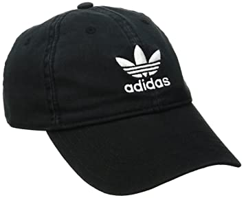 fe63979f698 adidas Men s Originals Relaxed Fit Strapback Cap