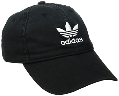 c9d0af3c207 Image Unavailable. Image not available for. Color  adidas Men s Originals  Relaxed Strapback Cap ...