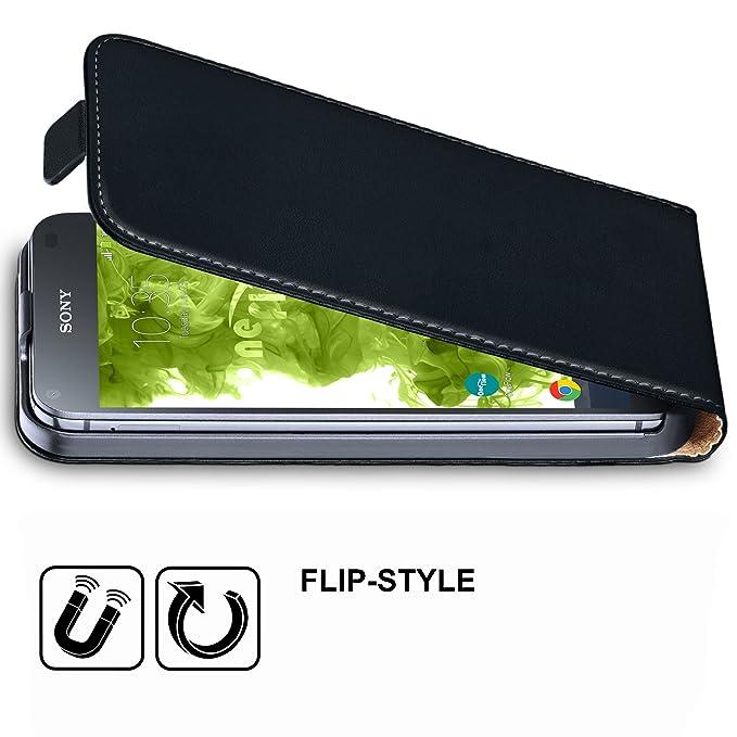 Amazon.com: Xperia M2 / M2 Aqua Case, OneFlow [Classic ...
