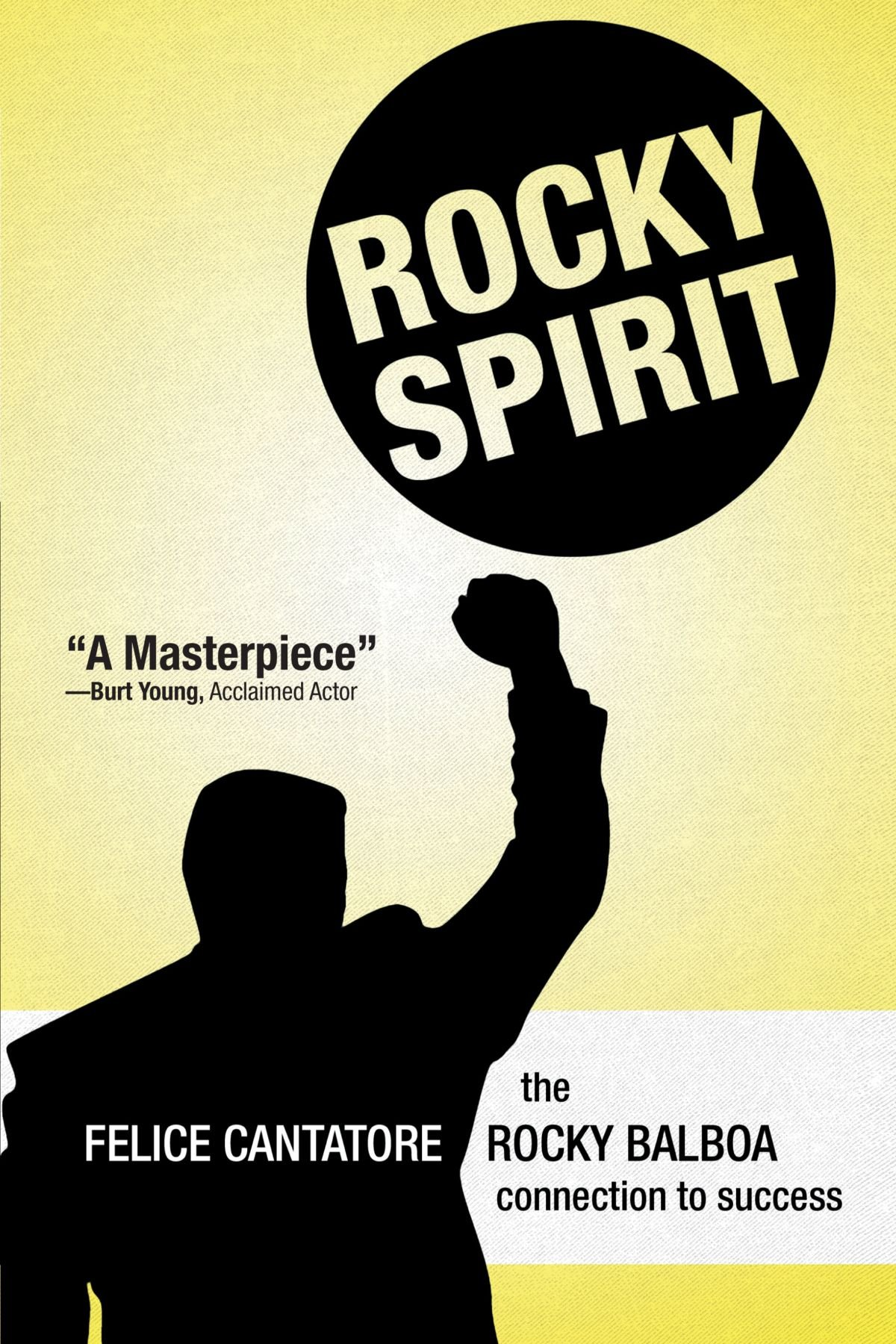 Download Rocky Spirit: The Rocky Balboa Connection to Success pdf epub