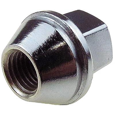 Dorman 611-303 M12-1.50 Capped Wheel Nut, Pack of 10: Automotive