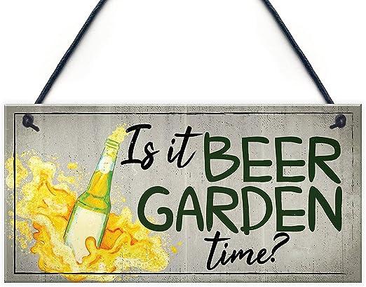 Amazon.com: Meijiafei - Cartel de cerveza para colgar en el ...