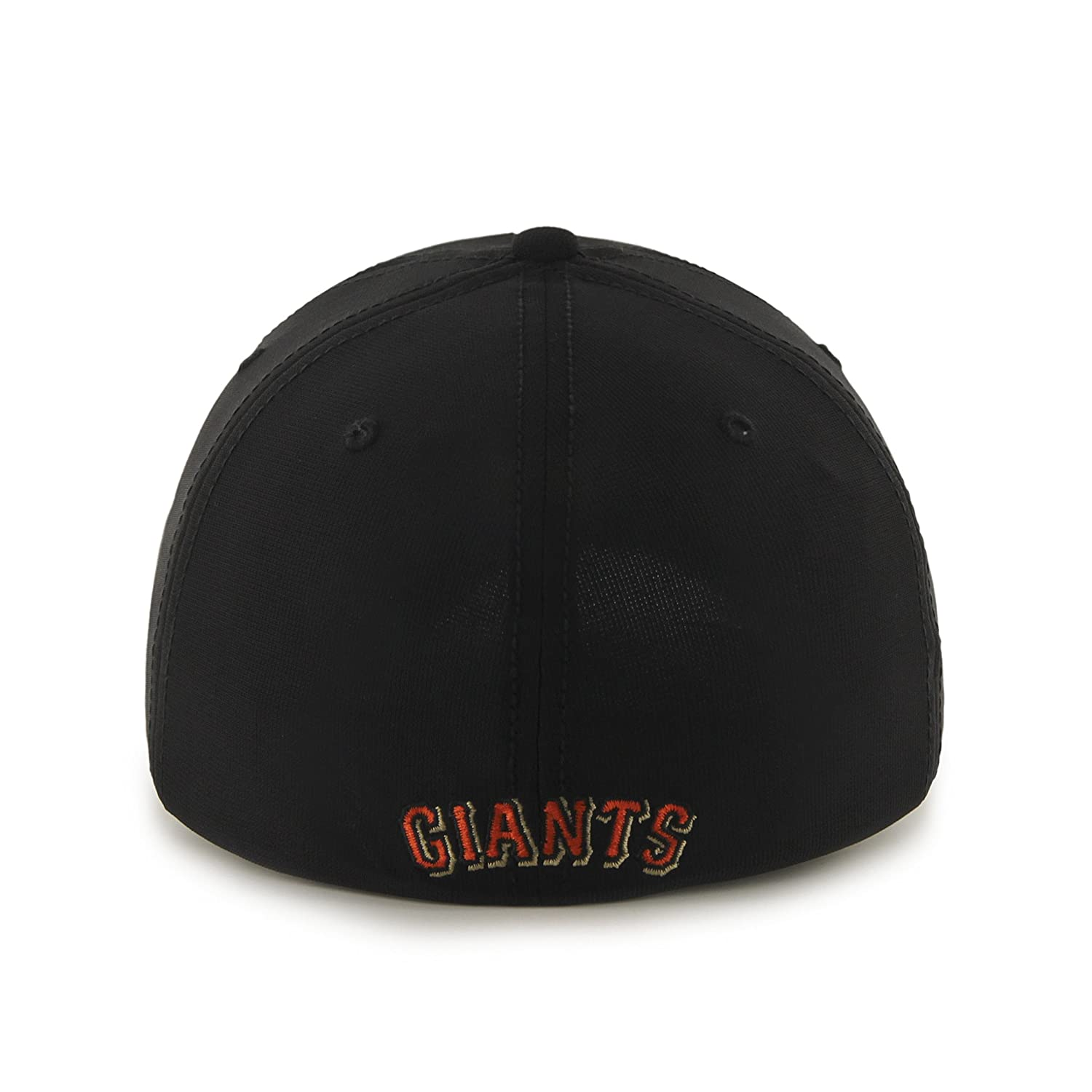3c73f28c08e ... usa amazon mlb san francisco giants 47 brand game time closer stretch  fit hat one size