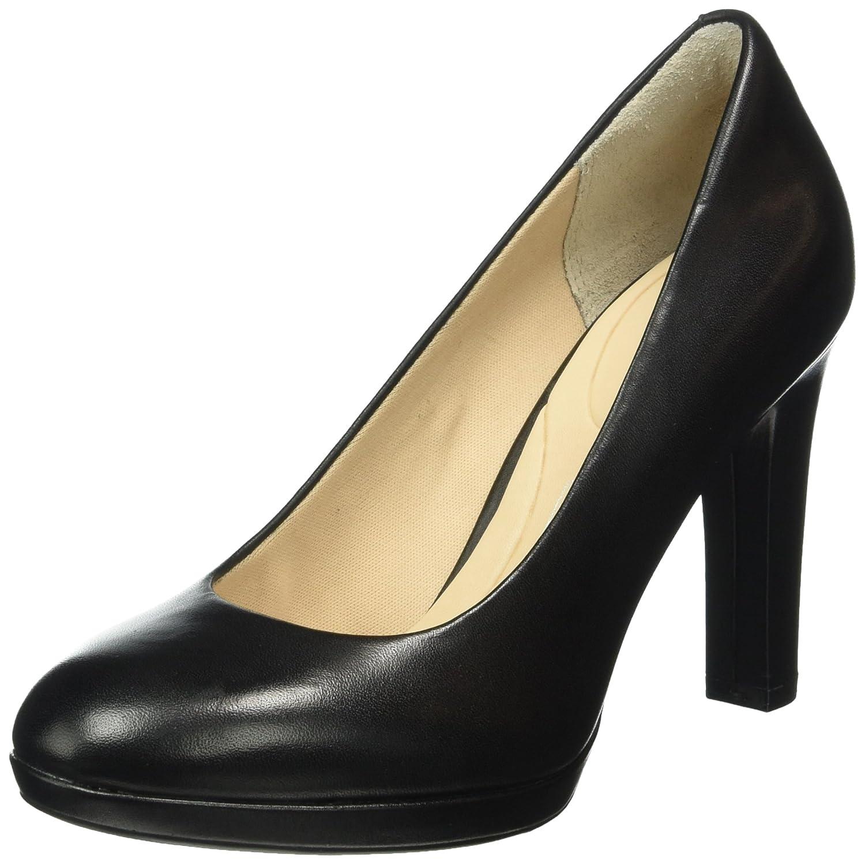 Rockport Seven To 7 Ally Plain Pump - Zapatos de Tacón con Punta Cerrada Mujer 41 EU Negro - Negro